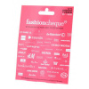 fashioncheque hangtag pink